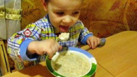 Как быстро остудить еду для малыша