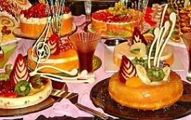 Красивая еда, натюрморт