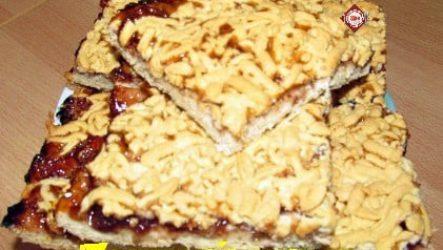 Тертый пирог или «Королевская коврижка»
