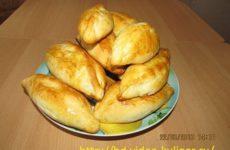 Пирожки на кефире в духовке: легкие как пух