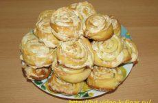 Пирожные Улитка