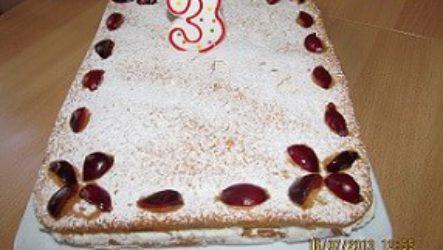 Торт «Неженка»: нежный и воздушный тортик