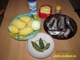 Рыбные блюда