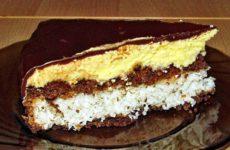 Торт «Баунти»: самый красивый рецепт!