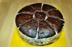 Фруктовый торт Африканская ромашка