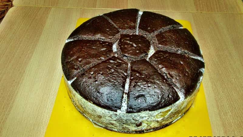 Фрутовый торт Африканская ромашка
