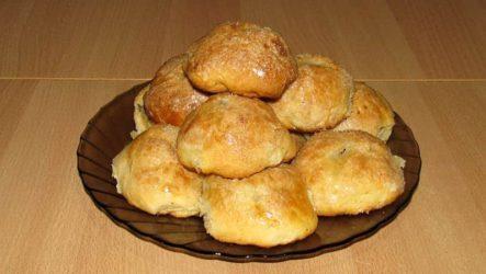 Яблочное печенье «Румяные щечки»