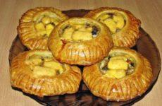 Пирожки Гусарики