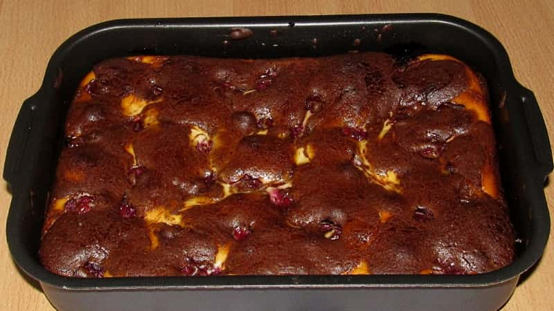 Рецепт пирога Брауни