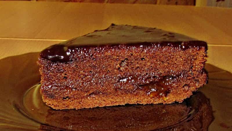 Торт Захер, классический рецепт