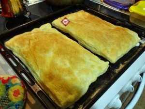 Коржи для торта из духовки