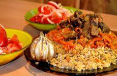 Узбекский плов: самаркандский рецепт