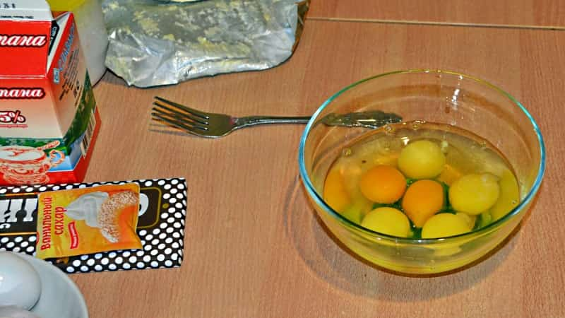Яйцо для торта Дамские пальчики