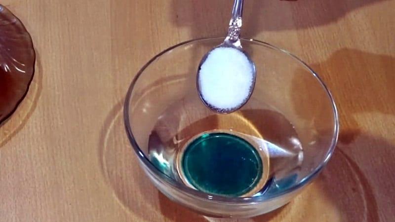 Соль для маринада маринованного лука