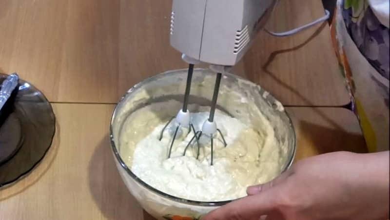 Тесто для идеальных оладьев