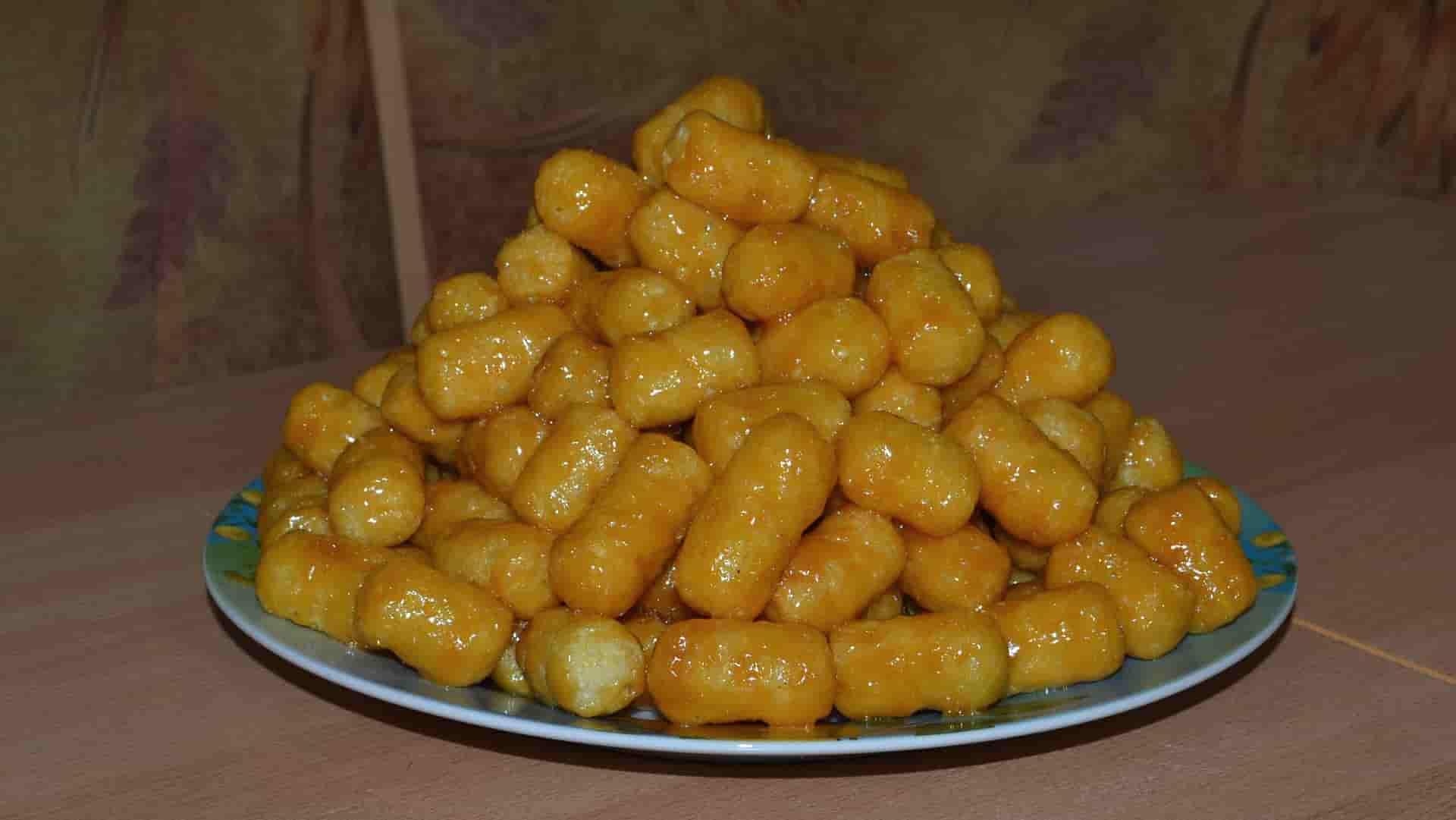 Муравейник из кукурузных палочек рецепт пошагово