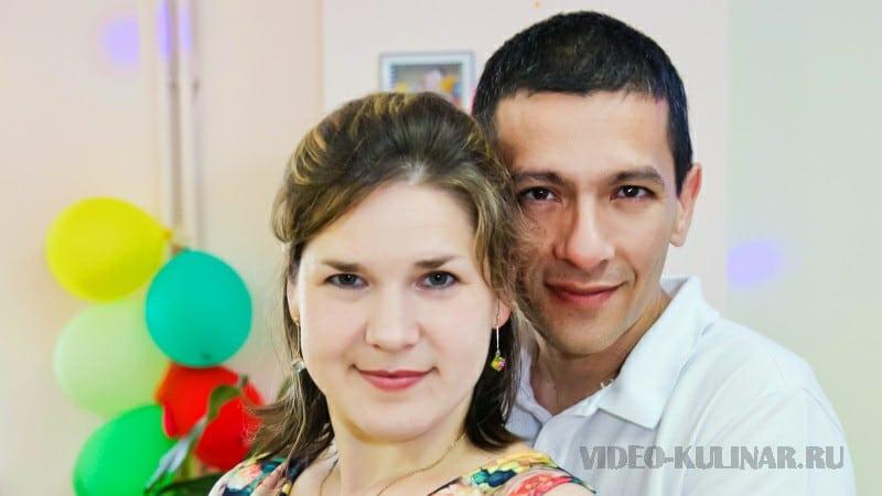 Рустам и Оксана Исмаиловы